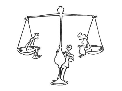 Assistenza legale alle coppie